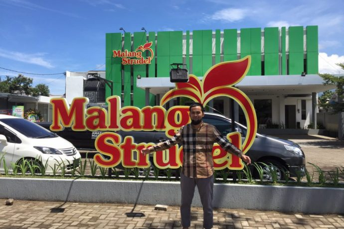 Grand Opening Outlet Besar Malang Strudel