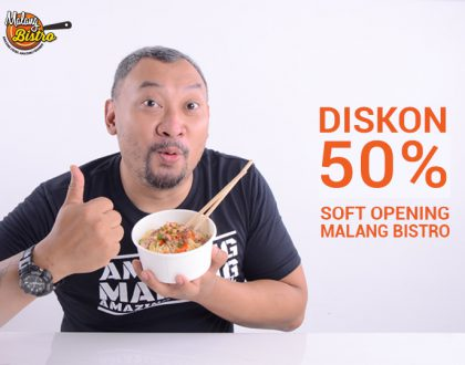 Soft Opening Malang Bistro By Chef Haryo