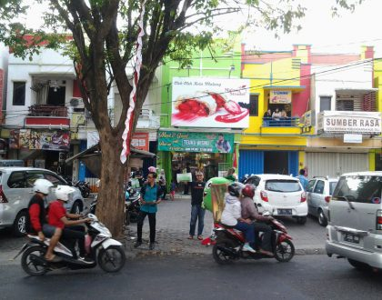 Opening Gerai 2 Malang Strudel