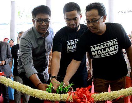 Grand Opening Outlet Baru Malang Strudel Singosari