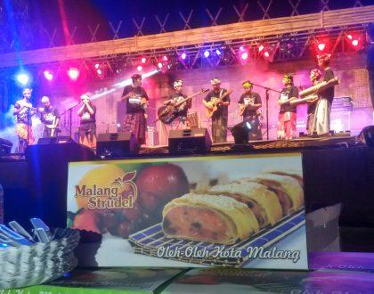 Malang Strudel bagi-bagi tiket nonton Malang Jazz Festival!