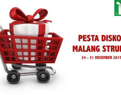 4 Toko Online yeng memberikan disc up to 60% untuk ulang tahun Malang Strudel