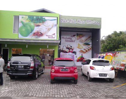 Opening Gerai 1 Malang Strudel
