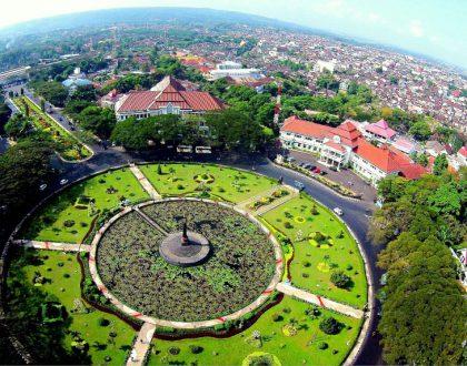 Kota Malang Tahun 2016