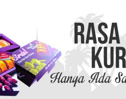 Ramadhan Ada Kemasan Khusus Kurma
