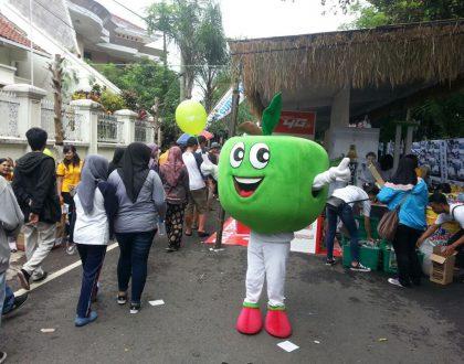 Malang Strudel Memeriahkan Festival Malang Doeloe 2016