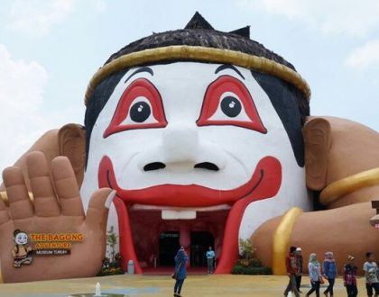 The Bagong Adventure Museum Tubuh Batu yang mengedukasi