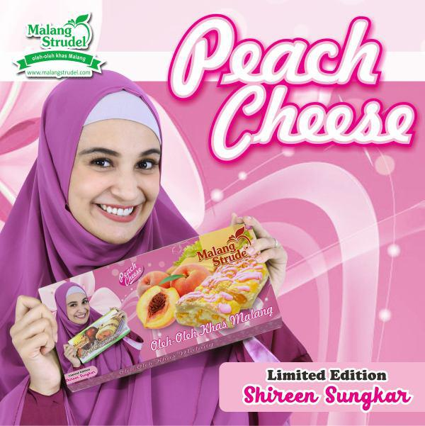 ULANG TAHUN MALANG STRUDEL LAUNCHING VARIAN PEACH CHEESE!