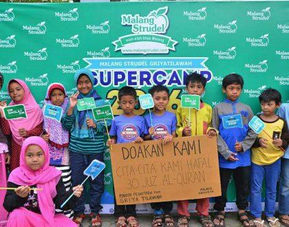 Serunya Malang Strudel Griya Tilawah Super Camp 2016!