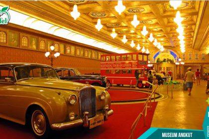 Ayo Berkunjung Ke Museum Angkut Yang Berisikan Transportasi Keren Dan Unik