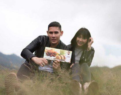 Romantic Journey Bimo Andrea di Gunung Bromo!