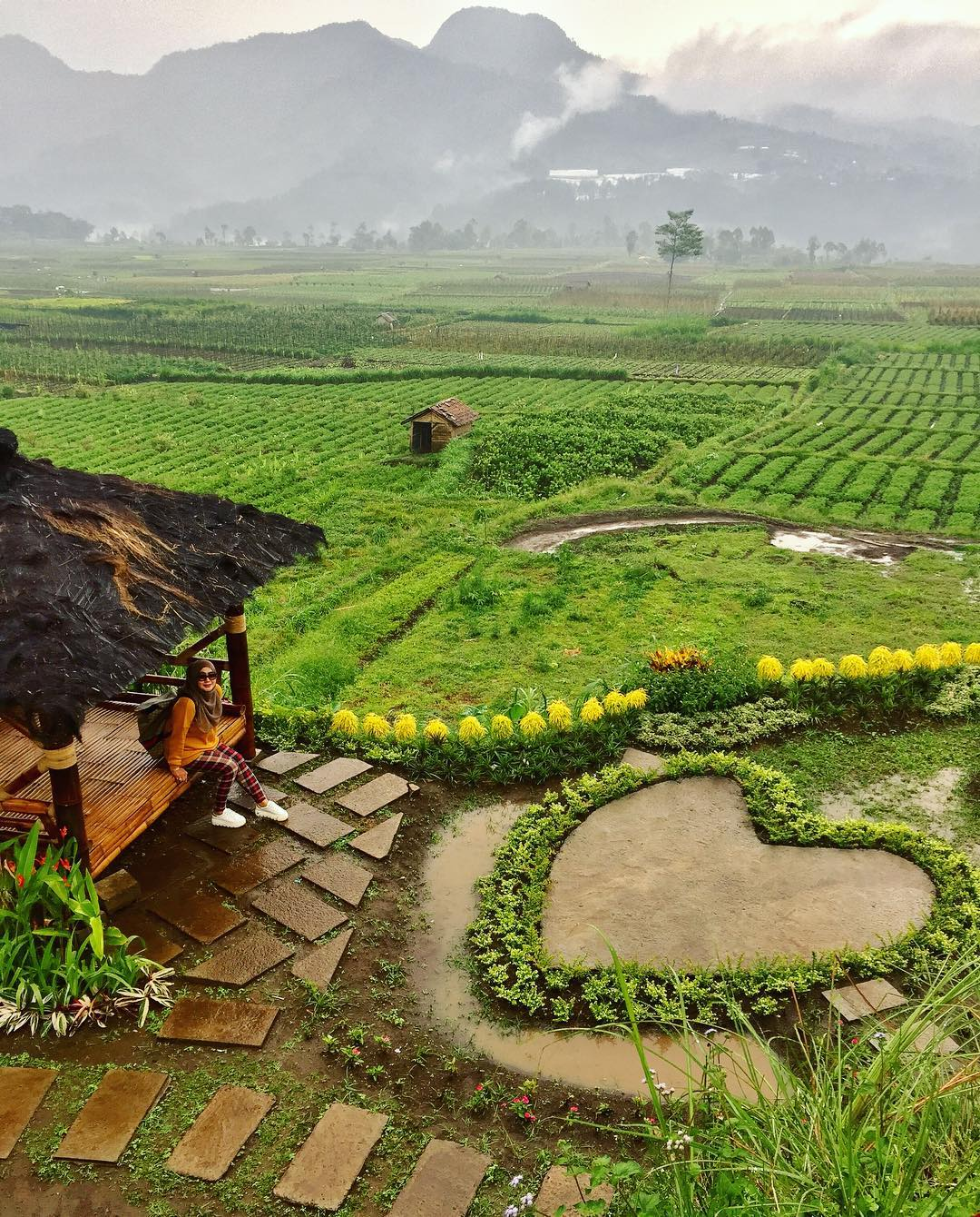 Desa Wisata Pujon Kidul Jadi Destinasi Wisata Favorit