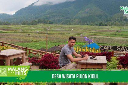 Desa Wisata Pujon Kidul Jadi Destinasi Wisata Favorit Andrew Andika