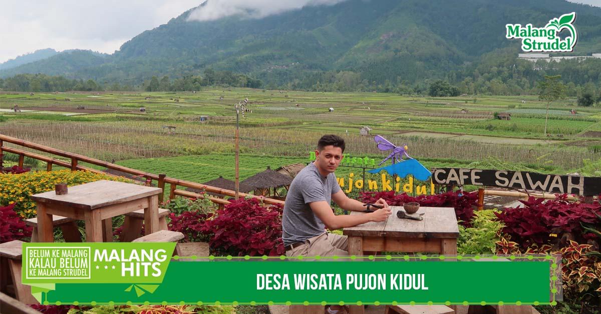 Desa Wisata Pujon Kidul Jadi Destinasi Wisata Favorit Andrew Andika Malang Strudel
