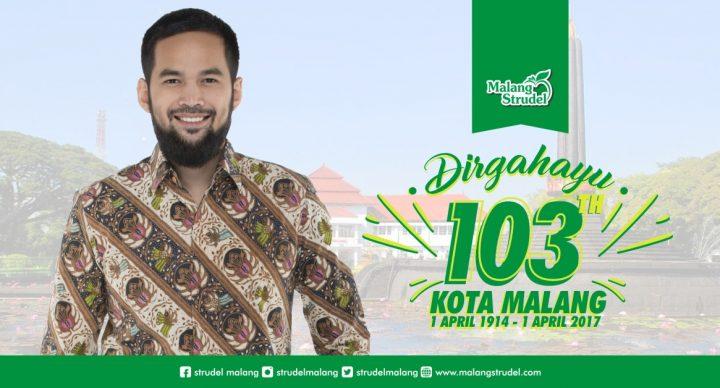 Malang Strudel Launching Desain Kotak Baru Jelang Ulang Tahun Kota Malang