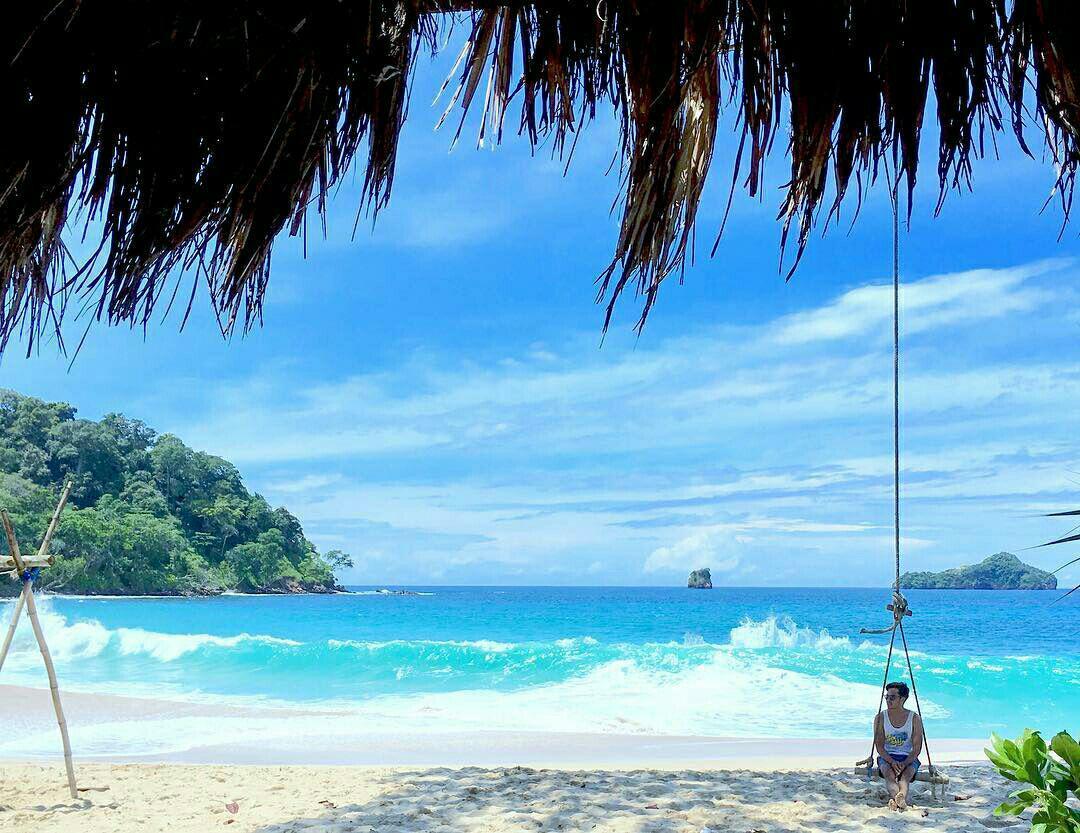 Hasil gambar untuk Pantai Sendiki