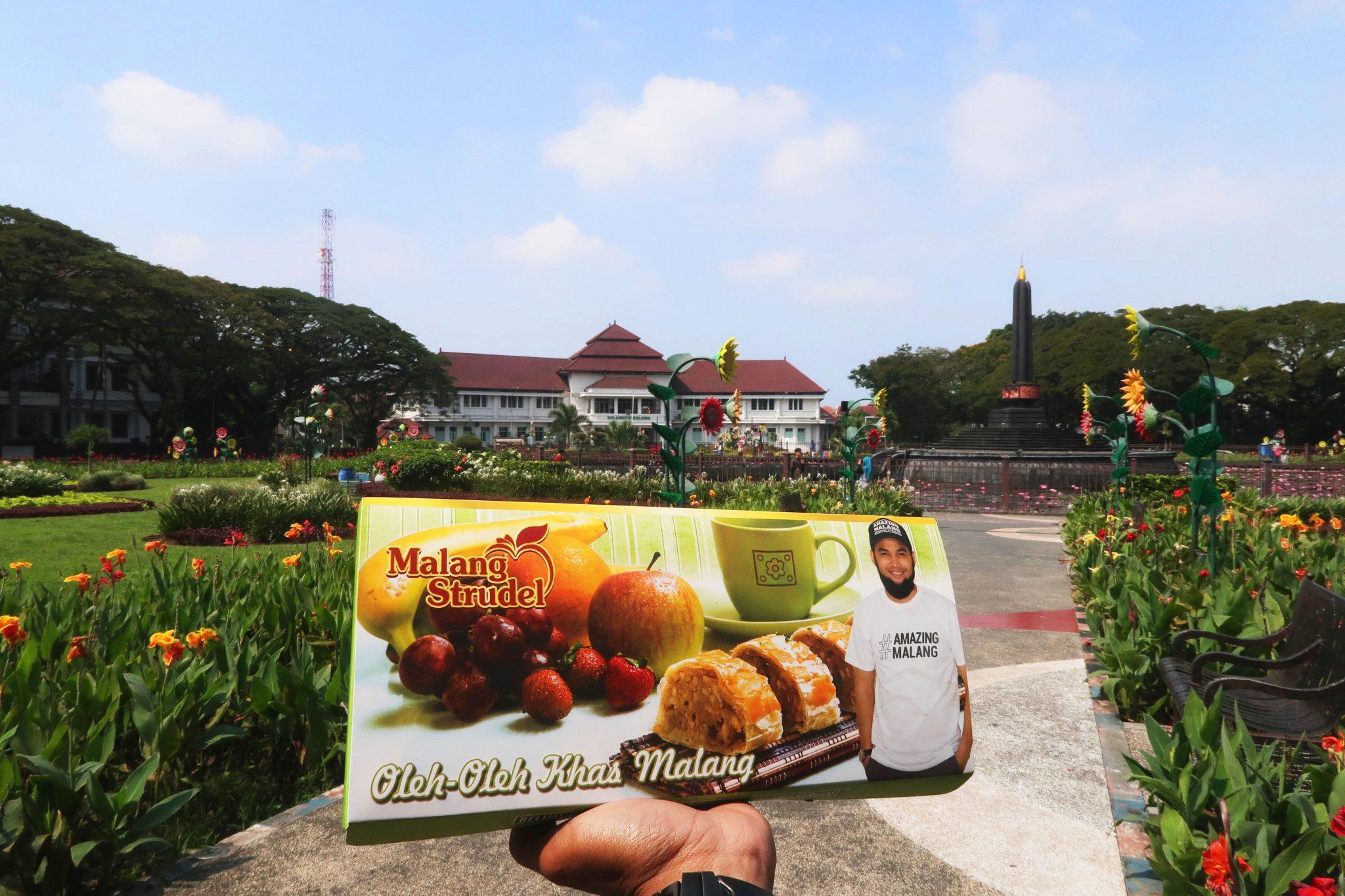 7 Taman-taman Cantik di Kota Malang