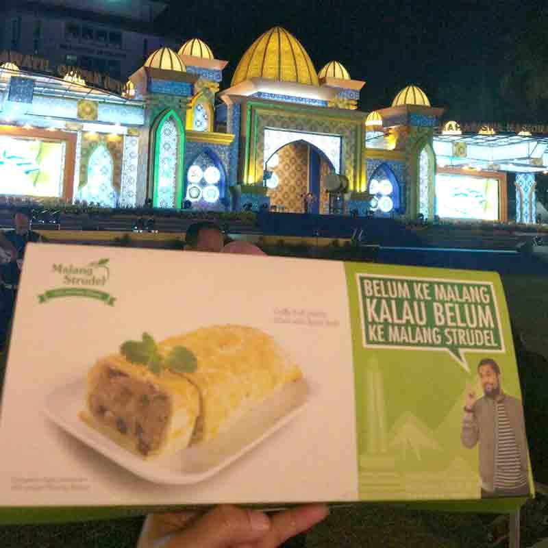 Malang Strudel Hadir Di Event Akbar MTQMN XV 2017 di Malang