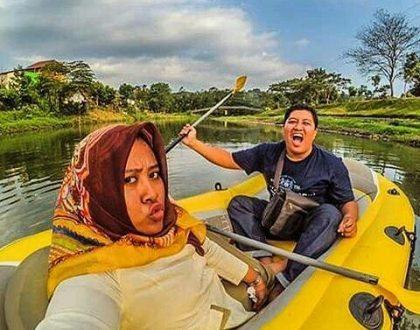 Yuk Naik Perahu di Taman Rolak Malang!