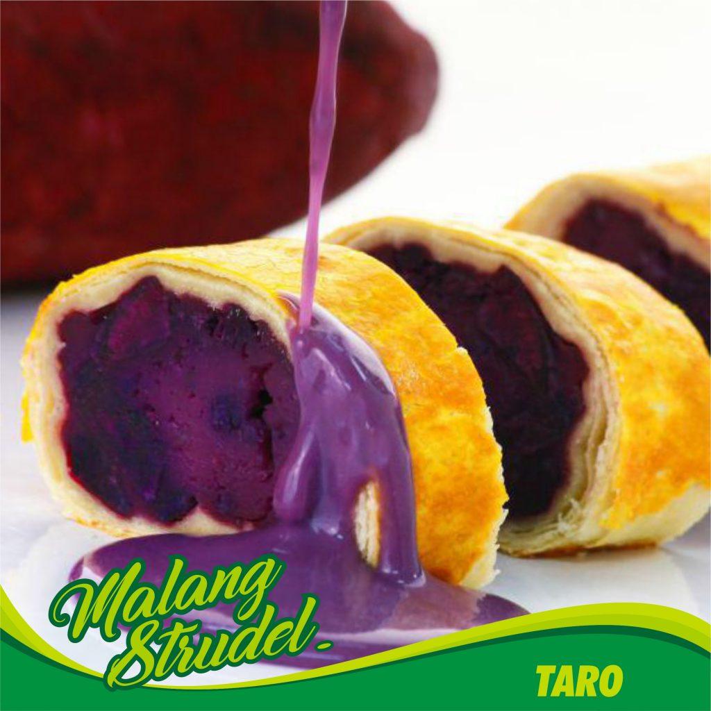 Malang Strudel Taro