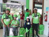 Berlangsung Sengit! Inilah 5 Pemenang Shopping Race Ayah dan Anak Persembahan dari Malang Strudel!