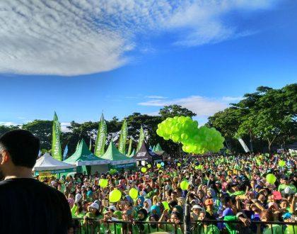 5.000 Orang Serbu Funwalk Malang Strudel Carnival 3! WOW!