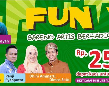 Ticket Box Malang Strudel Carnival 3! Bisa Beli di Sini!