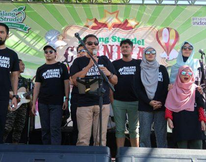 Sutiaji Wakil Walikota Malang Resmikan Ambulance gratis Malang bersama 9 artis!