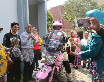 100 Hari Road To Merauke! Mouzza Zee Siap Kenalkan Malang Raya