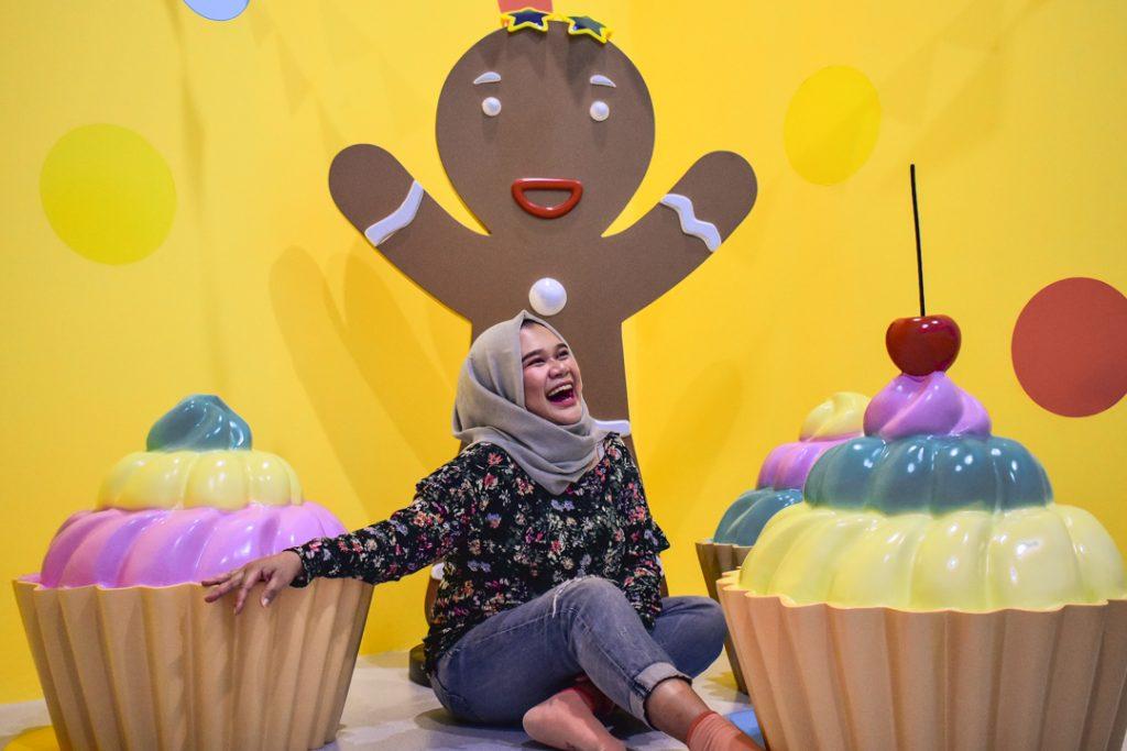Happy foto di ice cream world