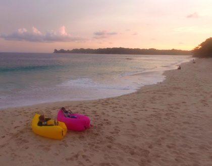Pantai Sendiki Untuk Kamu Pecinta Birunya Laut!