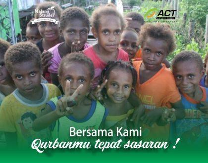 Qurban Simpel Lewat Malang Strudel ajaaa!