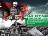 Lombok Berduka! Ayo Bantu Saudara Kita di Lombok Lewat Malang Strudel