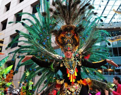 Malang Strudel Hadir di Jember Fashion Carnival 2018