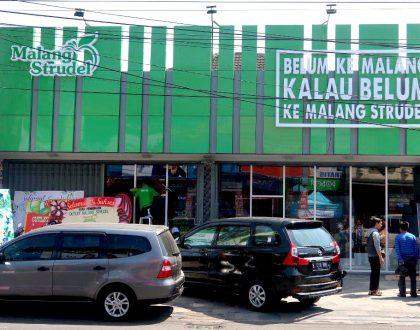 Malang Strudel Grand Opening Outlet Terbaru di Kota Batu!