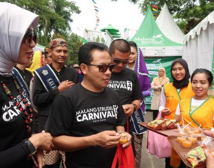 Sutiaji, Walikota Malang Dengan Segudang Prestasi Tambah Usia!