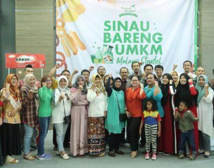 Sinau Bareng 100 UMKM Malang Strudel 2019!