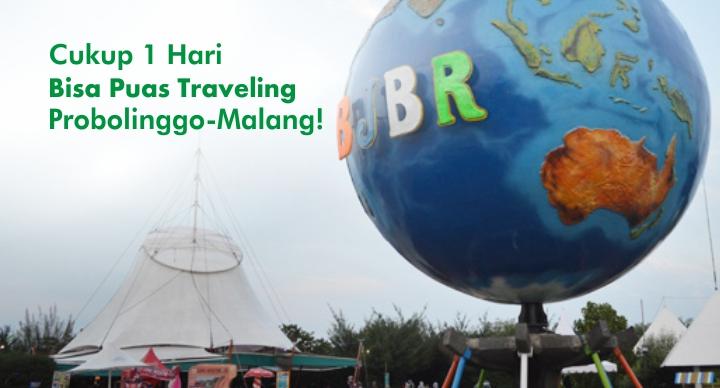 Cukup 1 Hari, Bisa Puas Traveling Probolinggo-Malang!
