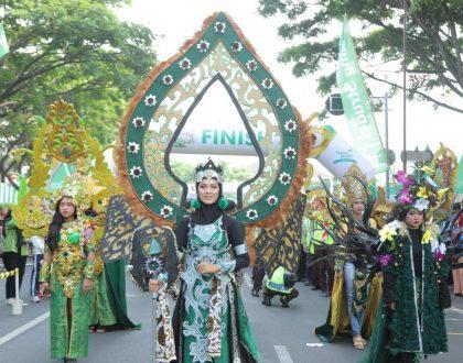 Parade Lomba Kostum Meriahkan Beautiful Malang Strudel Carnival 5