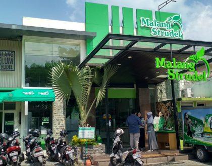 Malang Strudel Sukarno Hatta toko Frozen Food lengkap dan murah!