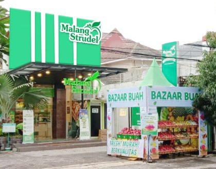 Malang Strudel Sukarno Hatta Banjir Buah Murah Dan Segar!